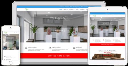 Responsive Web Design and Web Hosting